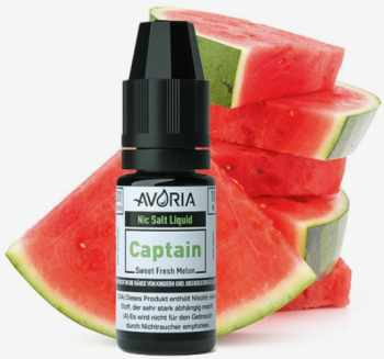 AVORIA Captain 20mg/ml Nikotinsalz