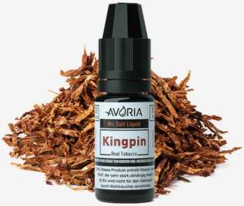 AVORIA Kingpin 20mg/ml Nikotinsalz