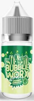2 x BUBBLE WORX 25 ml + 1 Basis 10 ml