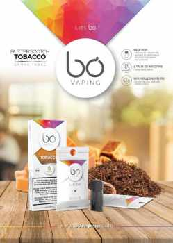 JW bo butterscotch tobacco