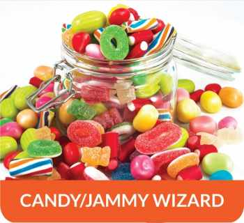 Candy/Jummy Wizard