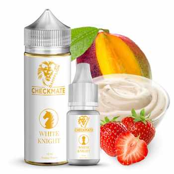 DAMPFLION CHECKMATE White Knight 10ml