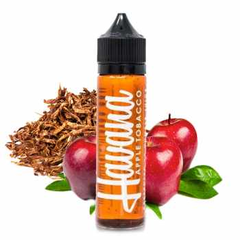 Havana Juice Apple Tobacco Plus US Premium Liquid 100 ml