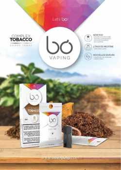 jwell bo complex tobacco