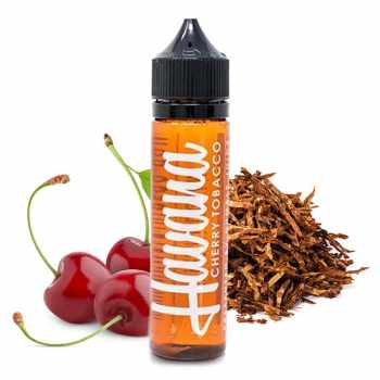 Havana Juice Cherry Tobacco Plus US Premium Liquid 100 ml
