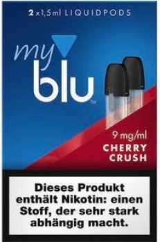 my. blu cherry crush