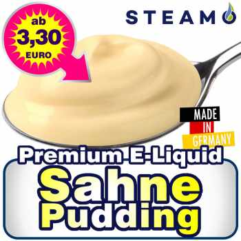 Sahnepudding