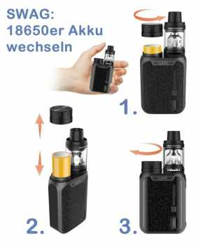 SWAG KIT 3,5 ML