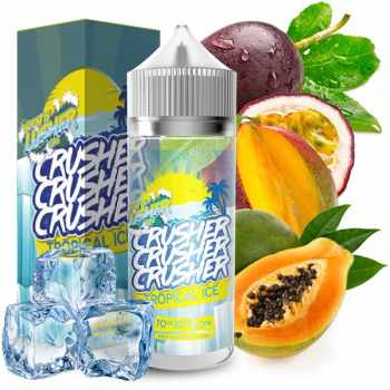 Crusher Tropical Ice UK Premium Liquid 100ml