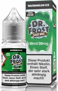 Dr. Frost Watermelon Ice 20mg/ml Nikotinsalz