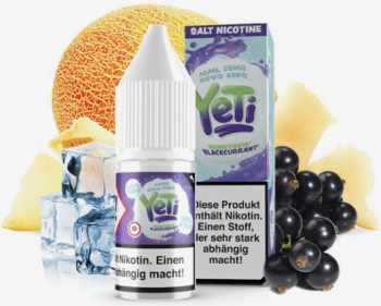 YETI Nic Salt Honeydew Blackcurrant 20mg/ml Nikotinsalz