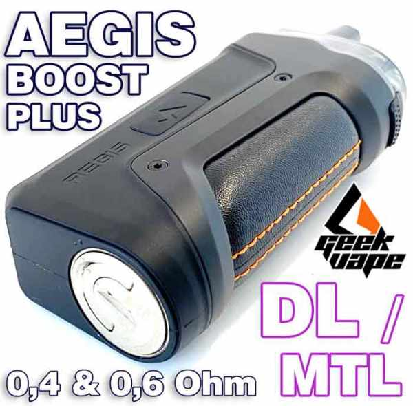 Aegis Boost Plus