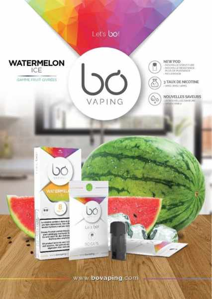 jwell bo watermelon ice