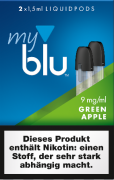 my.blu greenapple
